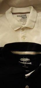 2-  Mens Polo Shirts